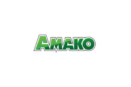 Розробка дизайну логотипу та фірмового стилю Amako
