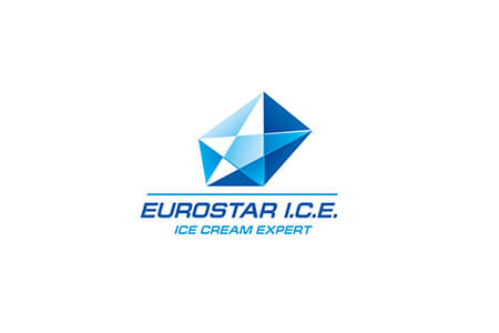 Розробка дизайну логотипу та брендбуку для компанії Eurostar I.C.E.