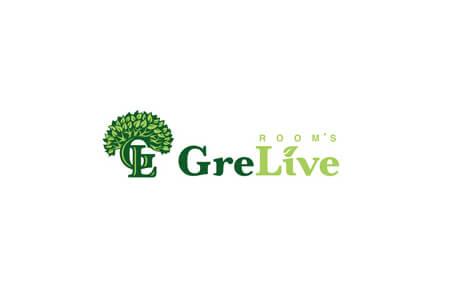 Розробка фірмового стилю для готелю GreLive