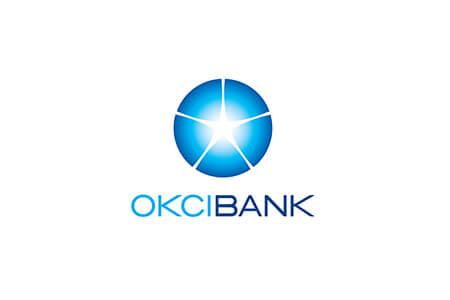 Розробка дизайну логотипу та фірмового стилю для «Оксі Банк»