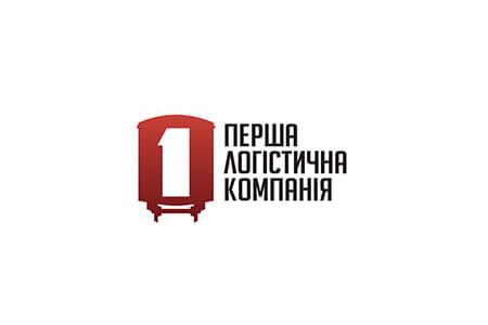 """Розробка дизайну логотипу для """"Перша логістична компанія"""""""