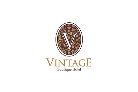 Розробка дизайну логотипу для Vintage Boutique Hotel