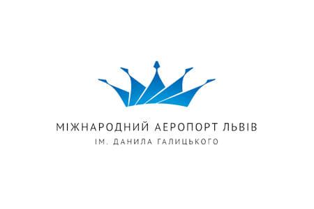 """Розробка фірмового стилю для міжнародного аеропорту """"Львів"""""""