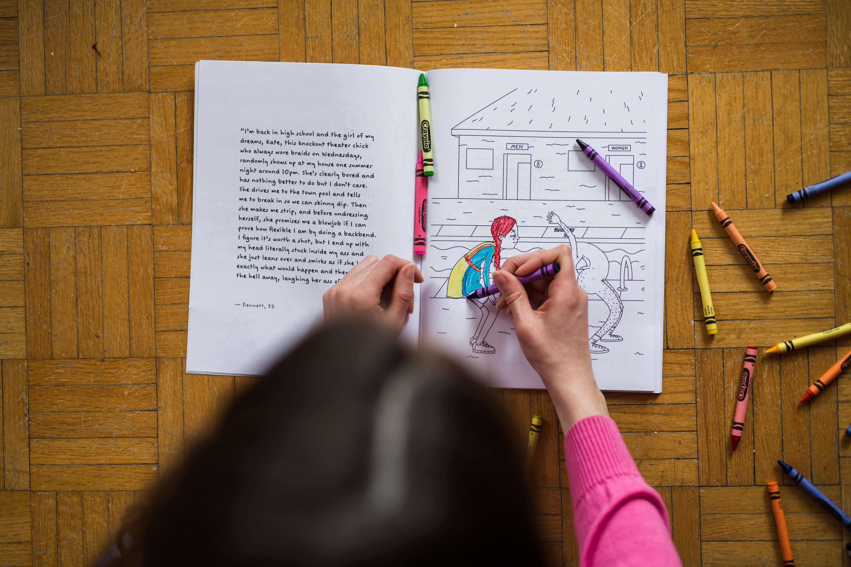 Як створити якісний дизайн для дітей?