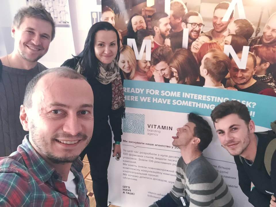 Design Village: як команда Vitamin підкорювала фестиваль дизайну