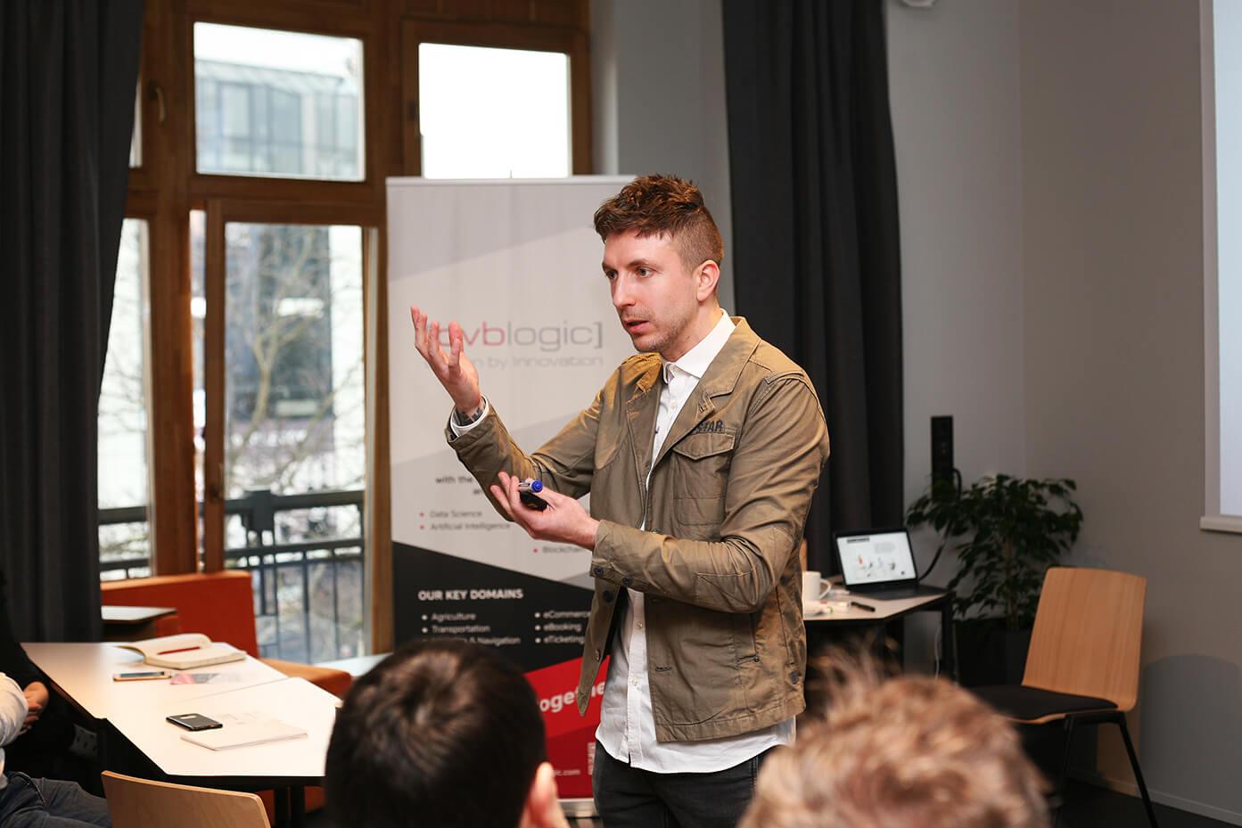 Цифровий маркетинг: Vitamin на лекції Романа Гавриша
