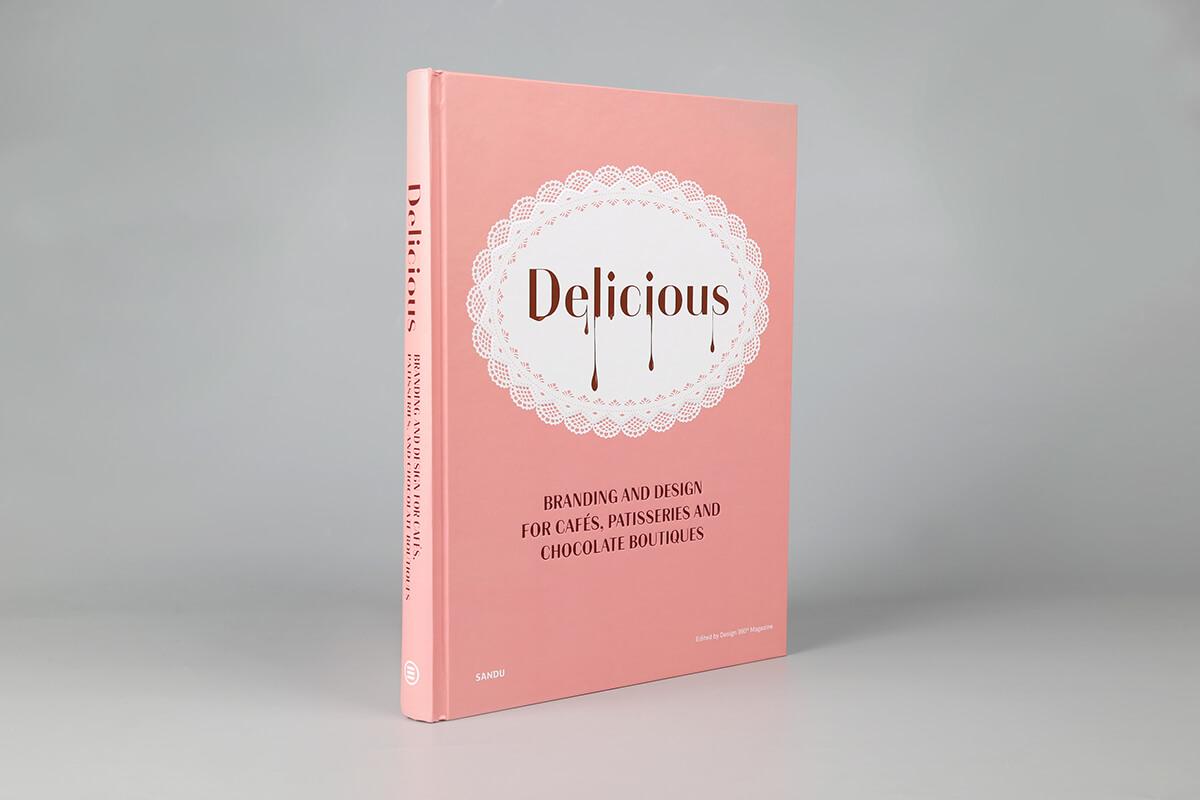 Delicious: смачна публікація VITAMIN у книзі про брендинг і дизайн