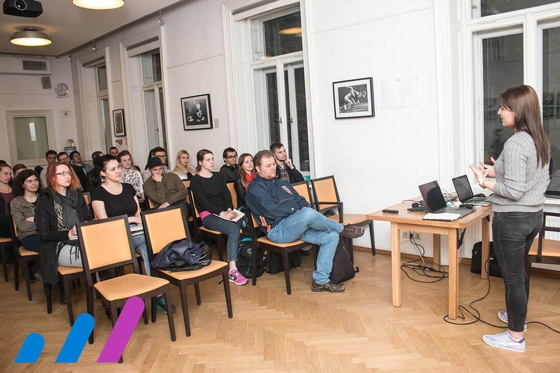 Зручно і гарно: VITAMIN на лекції про UI/UX дизайн